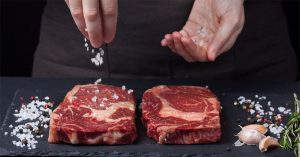 How to Tenderize Steak with Salt