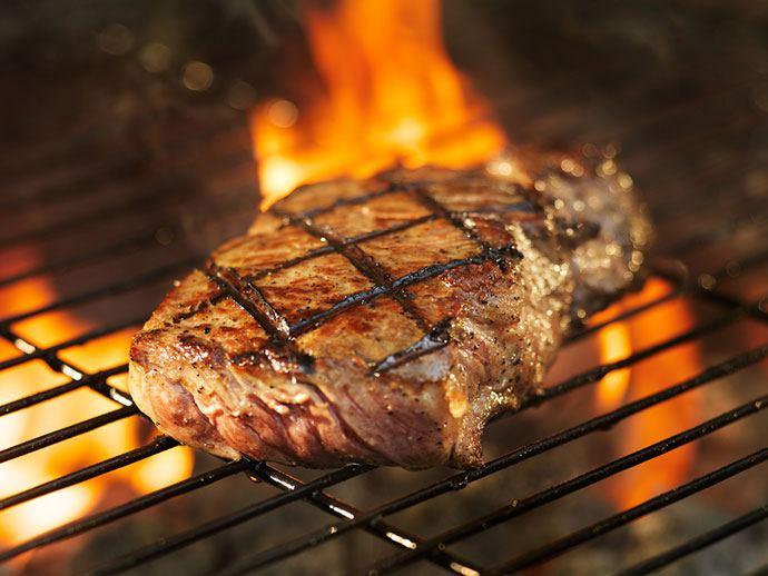 grilling frozen steak cooks illustrated