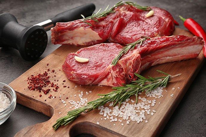 how to tenderise steak with salt