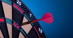 best soft tip dart board