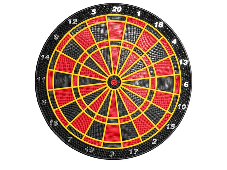 best online soft tip dartboard