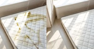What Causes Yellow Stains on the Mattress