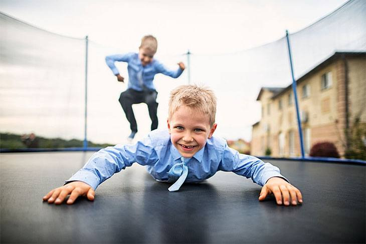 childrens trampoline reviews