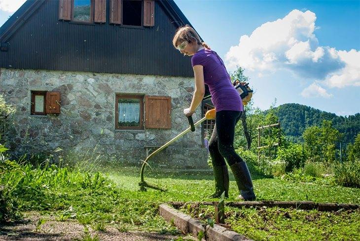 weed eater repair cost