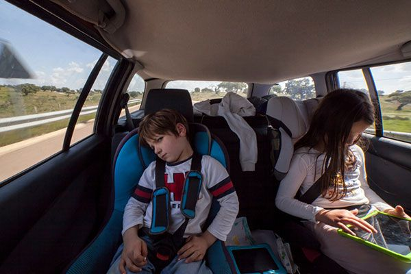 what car seat is suitable for a 5 year old