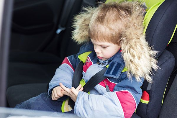 what car seat should my 5 year old use